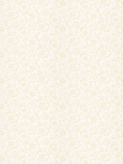 Fantastic Jace Scroll Ivory Fabric
