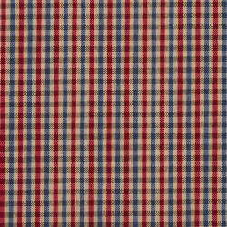 5814 Patriot Check Fabric by Charlotte Fabrics