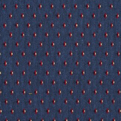 5831 Patriot Dot Fabric by Charlotte Fabrics