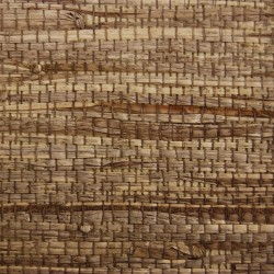 Liang Light Brown Grasscloth Wallpaper