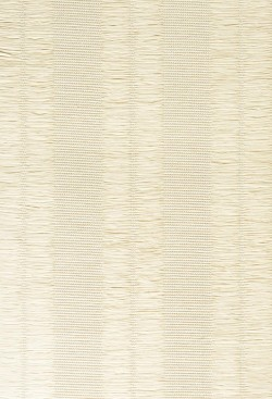 Qiao Beige Grasscloth Wallpaper