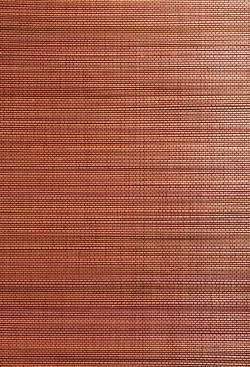 Yi Jie Tawny Grasscloth Wallpaper