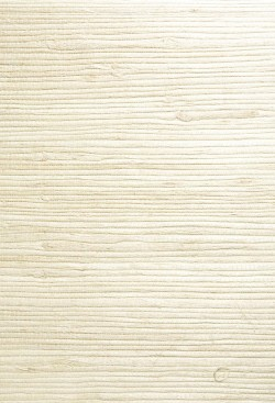 Shuang Cream Grasscloth Wallpaper
