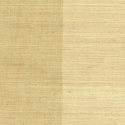 Zhen Beige Grasscloth Wallpaper