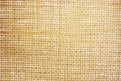 Lei Gold Grasscloth Wallpaper