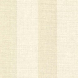 Amalfi Cream Linen Stripe Wallpaper