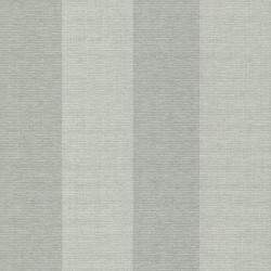 Amalfi Sage Linen Stripe Wallpaper