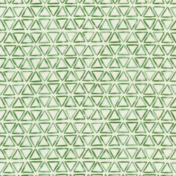 Painted Triangles 681410 Verte Waverly Fabric