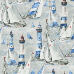 In The Breeze 681591 Sail Waverly Fabric