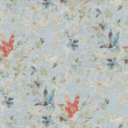 Soft Focus 681842 Moss Waverly Fabric
