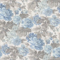 Beatrice 681853 Chambray Waverly Fabric