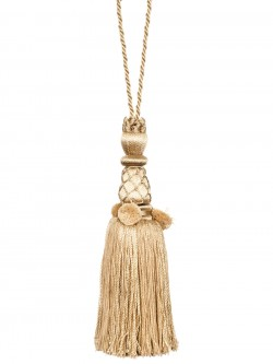 02125 Antique Decorative Tassel