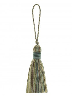 02498 Seaglass Decorative Tassel