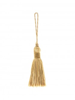Lovely 02498 Gold Decorative Tassel