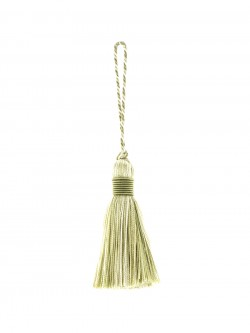 02498 Pistachio Decorative Tassel