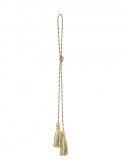 02499 Citrine Decorative Tassel