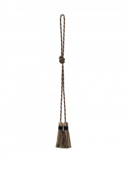 Vivid 02499 Black Pepper Decorative Tassel
