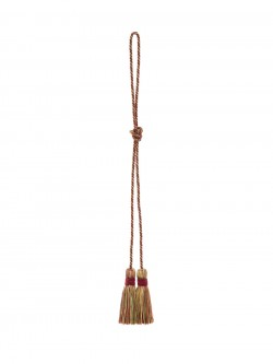 Extraordinary 02499 Strawberry Decorative Tassel
