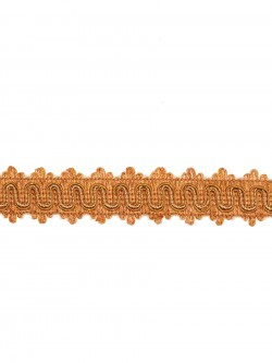 Lovely 02866 Copper Trim Fabric