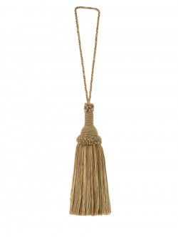 02870 Camel Decorative Tassel