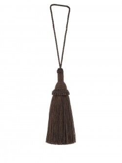 Exquisite 02870 Chocolate Decorative Tassel