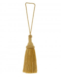 02870 Coin Decorative Tassel