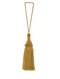 Exceptional 02870 Gold Decorative Tassel