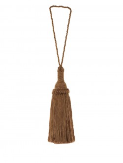 Striking 02870 Rust Decorative Tassel