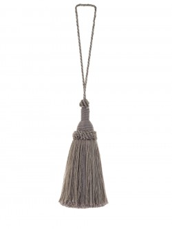 02870 Steel Decorative Tassel