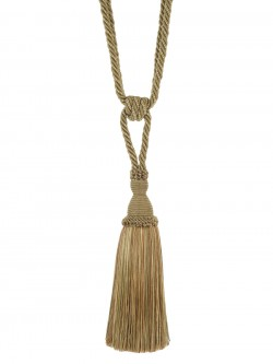 02871 Camel Decorative Tassel