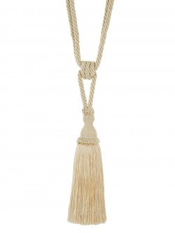 02871 Champagne Decorative Tassel