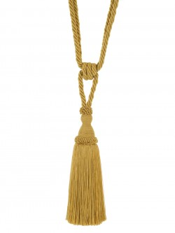 02871 Coin Decorative Tassel