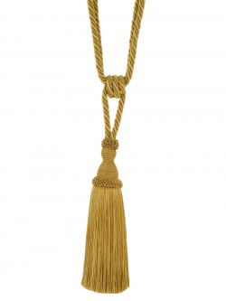 02871 Gold Decorative Tassel