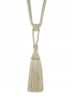 02871 Greige Decorative Tassel