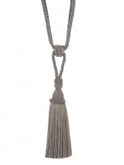02871 Steel Decorative Tassel
