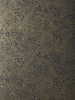Exceptional 50219W Terenzo Navy 01 Fabricut Wallpaper