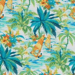Wind Surfers 802230 Mangrove Tommy Bahama Outdoor Fabric