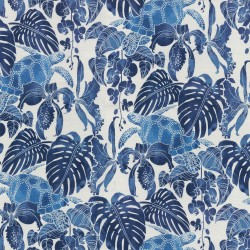 Tortuga Bay 802420 Indigo Tommy Bahama Outdoor Fabric