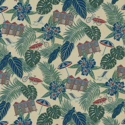 Beach Scenes 802530 Shoreline Tommy Bahama Outdoor Fabric