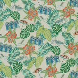 Beach Scenes 802532 Capri Tommy Bahama Outdoor Fabric