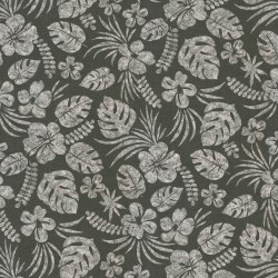 Isle Be Back 802541 Charcoal Tommy Bahama Outdoor Fabric