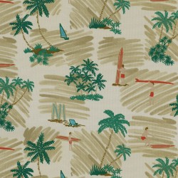 Ride The Tide 802552 Sunset Tommy Bahama Outdoor Fabric