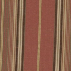 APPROVAL STRIPE RUST RM Coco Fabric