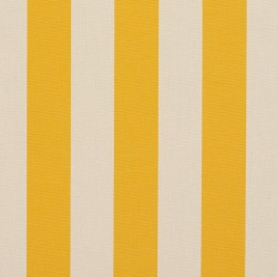 9544 Marigold Stripe Fabric by Charlotte Fabrics