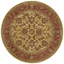 A111-8RD Surya Rug Ancient Treasures Collection