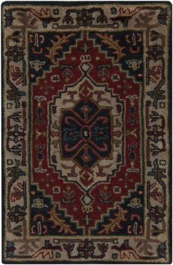 A134-23 Surya Rug Ancient Treasures Collection