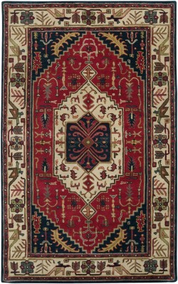 A134-58 Surya Rug Ancient Treasures Collection