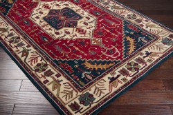 A134-913 Surya Rug Ancient Treasures Collection