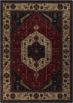 A134-811 Surya Rug Ancient Treasures Collection