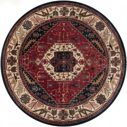 A134-8RD Surya Rug Ancient Treasures Collection
